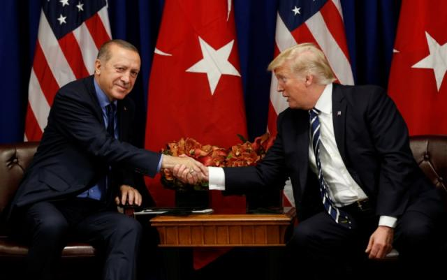 President Erdogan accepts Trump
