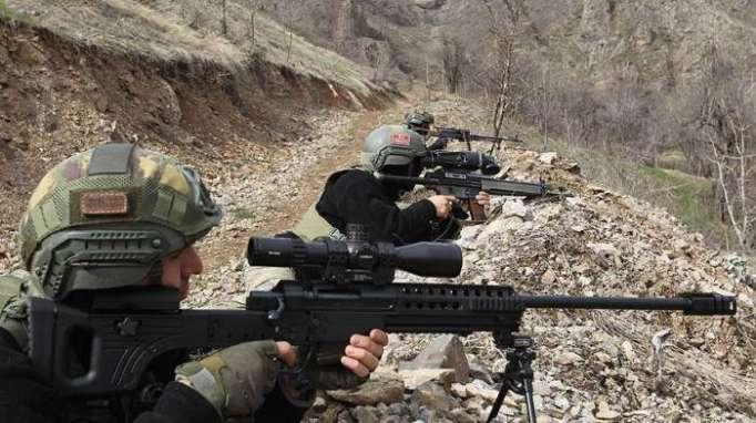 الداخلية التركية تعلن تحييد 38 إرهابيًا داخل البلاد خلال أسبوع