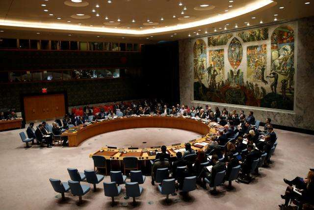 U.N. Security Council to meet on Monday after Syria attack