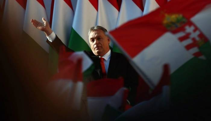 Viktor Orban: Hungary PM re-elected for third term