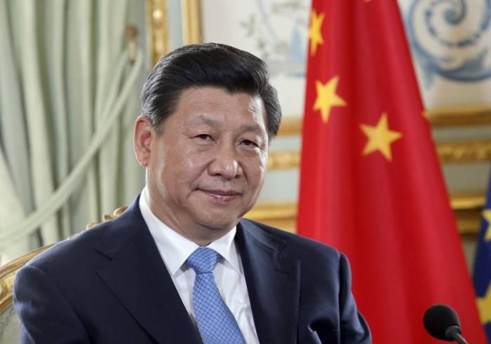 Chinese president congratulates President Ilham Aliyev
