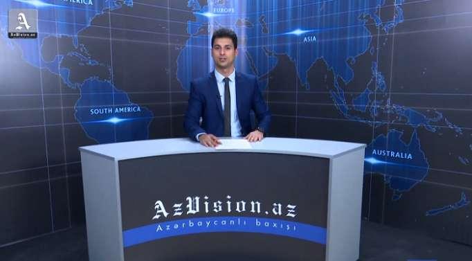 AzVision Nachrichten: Alman dilində günün əsas xəbərləri (16 aprel) - VİDEO