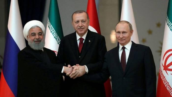 Suriya ilə bağlı kritik Ankara görüşü -
