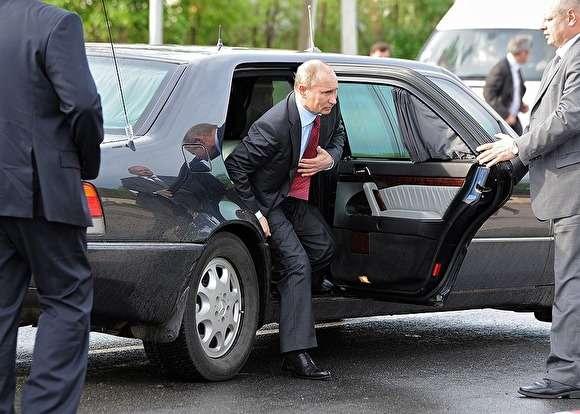 Putinin limuzini satışa çıxarıldı – 8,5 milyona (FOTOLAR)
