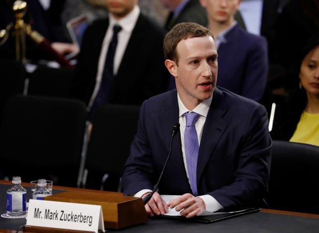 Facebook shareholders file proposal to kick Mark Zuckerberg out as