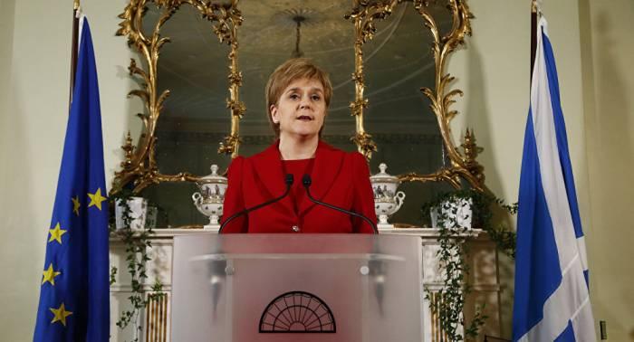 رئيسة وزراء اسكتلندا: سنسعى مجددا للاستقلال