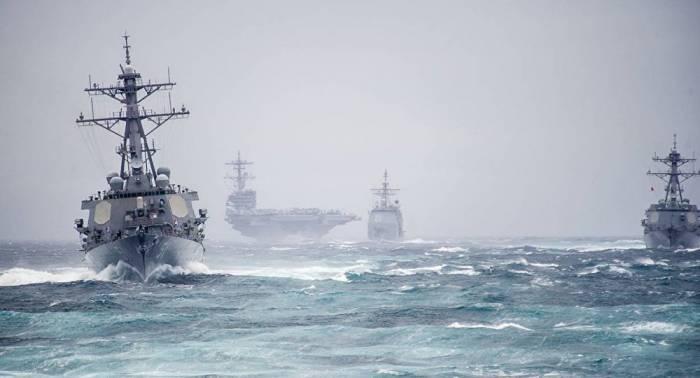 """ثاني أضخم """"أسطول بحري"""" في العالم يتحدى أمريكا"""