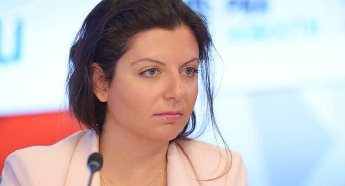 """سيمونيان: رد فعل الغرب على اعتقال فيشينسكي """"مذهل"""""""