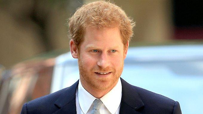 Vom Party-Prinzen zum Lieblings-Royal