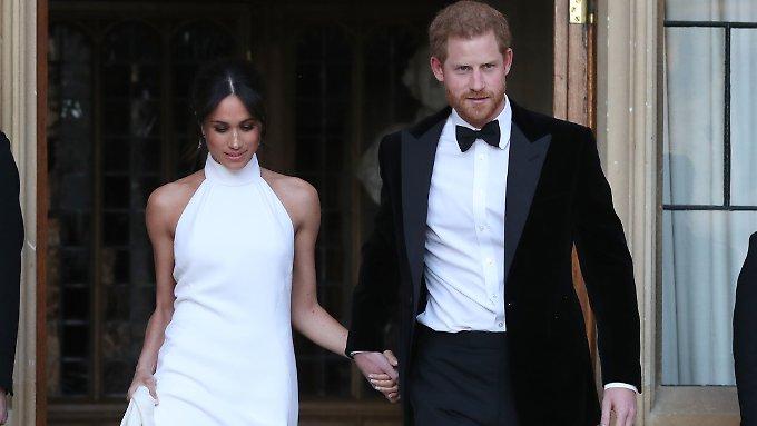 """Prinz William hält """"unanständige"""" Rede"""