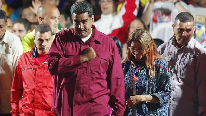 Venezuela steht im diplomatischen Abseits