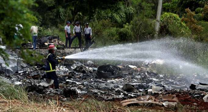 110 Confirmed Dead in Cuba Boeing 737 Plane Crash