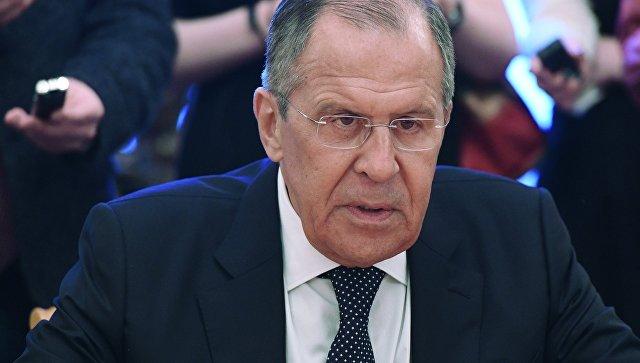 """Lavrov: """"Rusiya heç bir ölkənin daxili işinə qarışmır"""""""