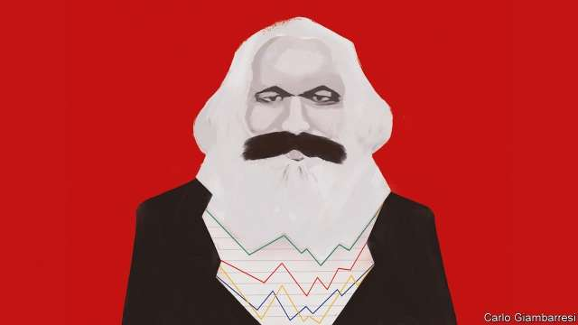 Rulers of the world: read Karl Marx!