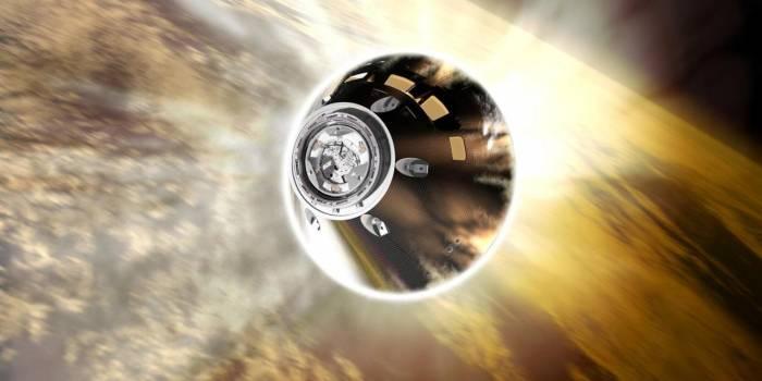 Inside Nasa's new spacecraft - PHOTOS
