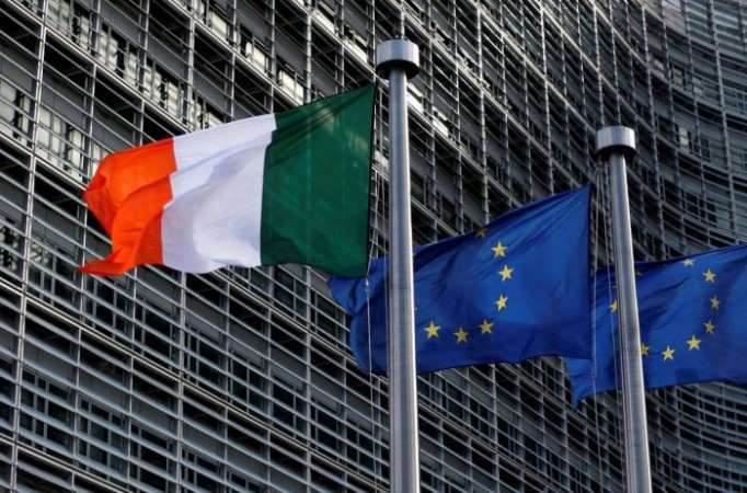 Support for Ireland staying in EU reaches record high 92%, poll shows