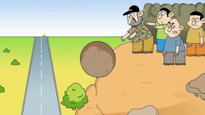 ¿Cómo derrocó Pashinián a Sargsyán?- Dibujo Animado