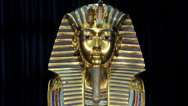 Keine versteckte Kammer in Tutanchamuns Grab