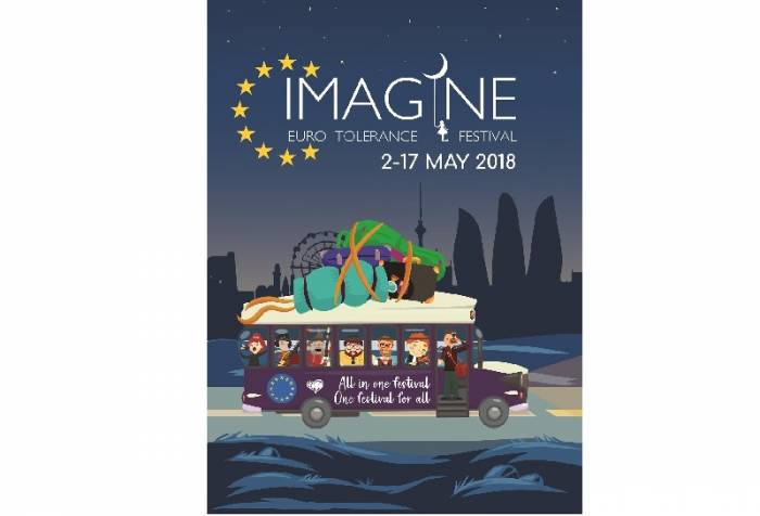 Baku to become again tolerance capital with the 2nd IMAGINE Festival