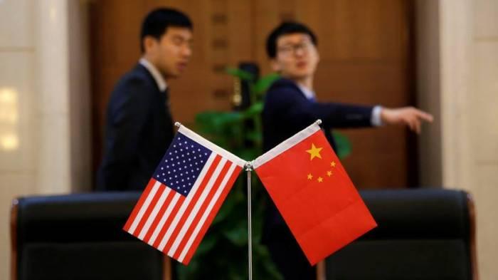Çin də ABŞ-a etiraz etdi