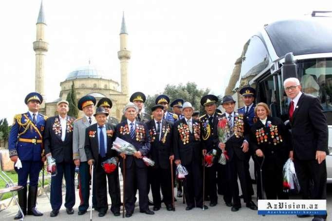 Azerbaijan celebrating Victory Day -PHOTOS