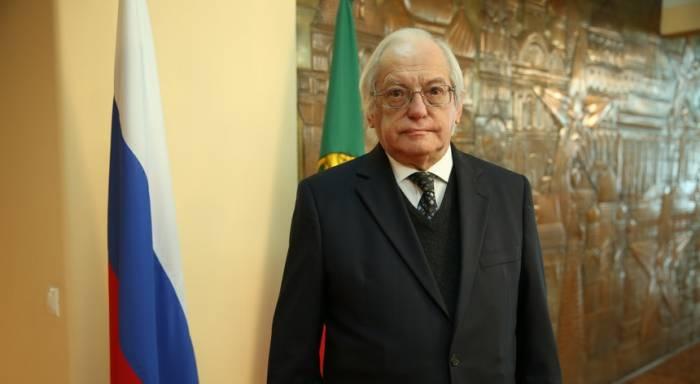 Russian Ambassador to Portugal passes away
