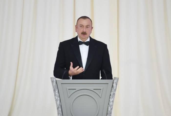 """Prezidentdən Qarabağ mesajı: """"Mövqeyimiz dəyişməzdir"""""""