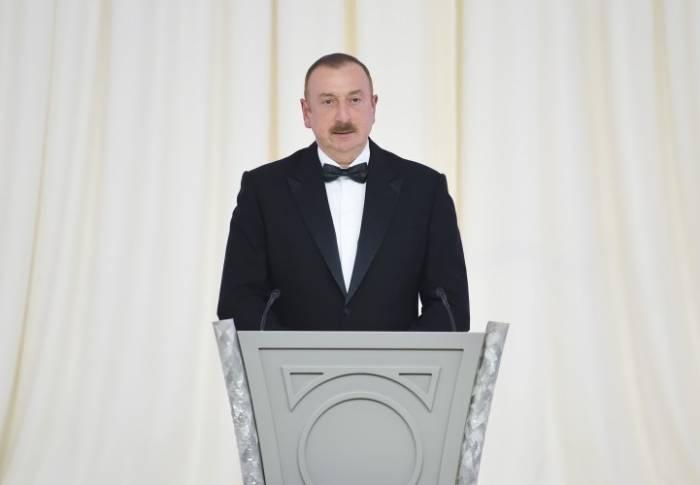 """""""Heydər Əliyev imkan verməzdi ki, Qarabağ münaqişəsi başlasın"""" - Prezident"""