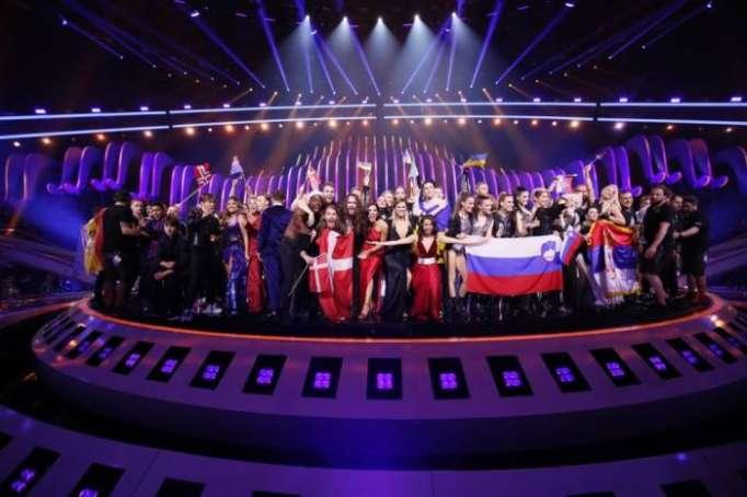 """Eurovision""ın finalçıları məlum oldu - VİDEO"