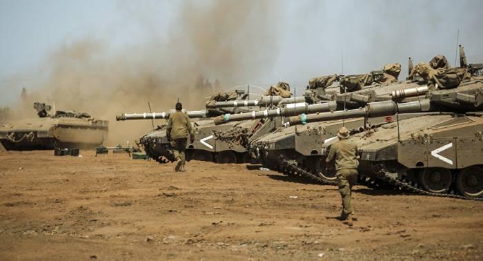 Israeli army warns Iran against raising tensions