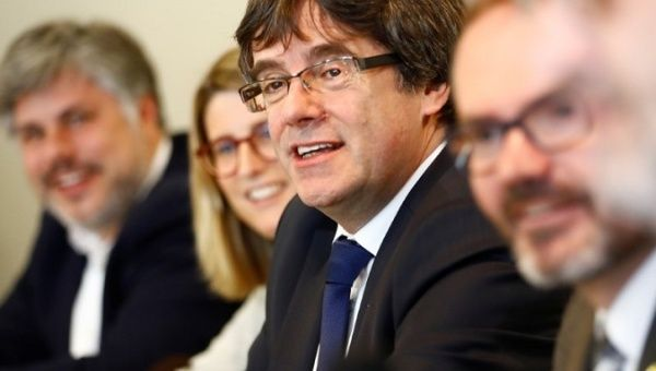 Madrid Blocks Second Puigdemont Comeback Bid in Catalonia