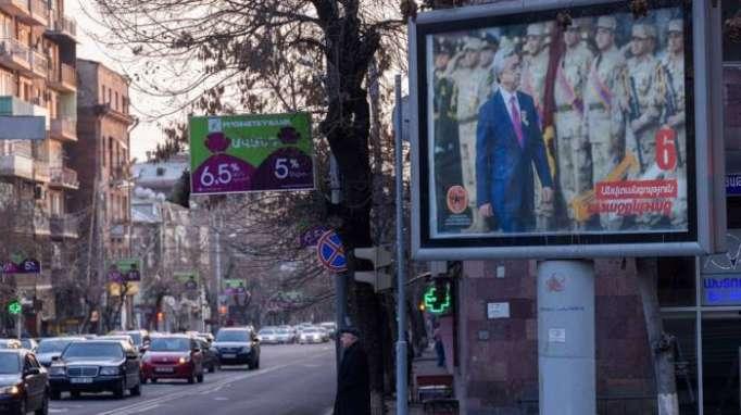 Armenia's Velvet Revolution succeeds, problems remain