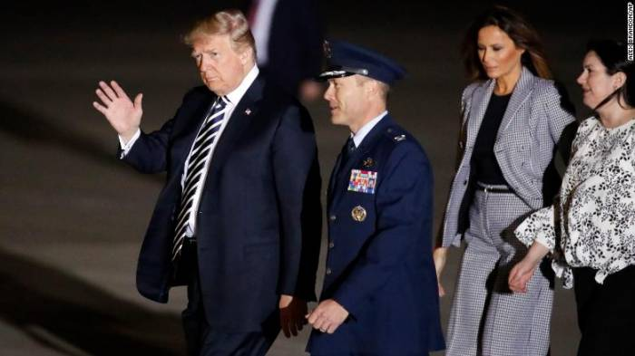 President Trump welcomes 3 Americans freed by North Korea