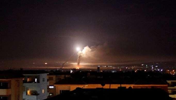 ABŞ İsrailin Suriyanı bombalamasını dəstəkləyir