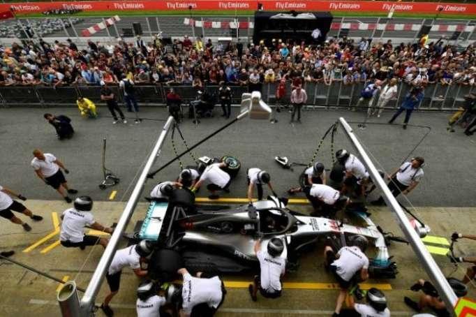Bottas domina con autoridad la primera sesión del GP de España