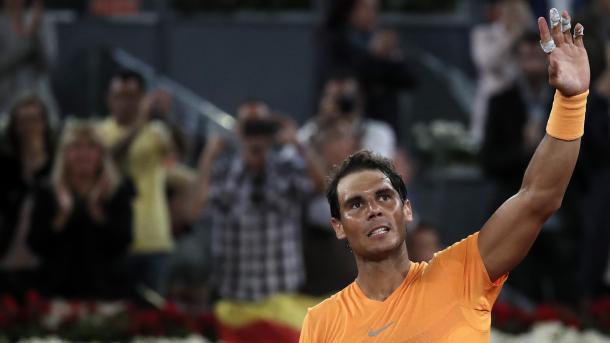 Rafael Nadal bate nuevo récord