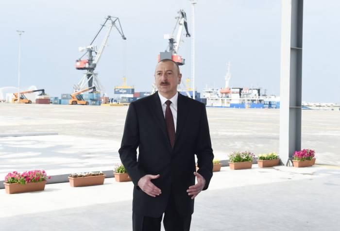 """İlham Əliyev: """"Bizim siyasətimiz düşünülmüş siyasətdir"""" - (Yenilənib)"""