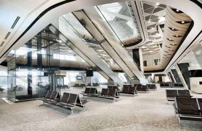 Heydar Aliyev International Airport's passenger flow increased by 15 percent