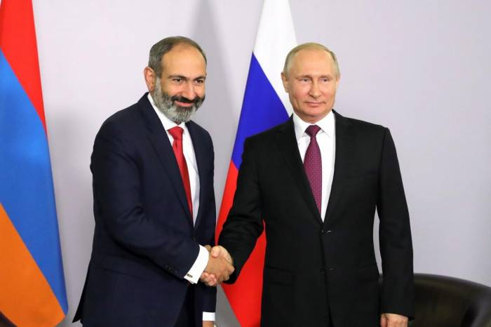 Pashinyan and Putin hold first meeting, pledge to build closer ties - UPDATED