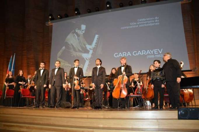 Centenary of great Azerbaijani composer Gara Garayev marked at UNESCO headquarters