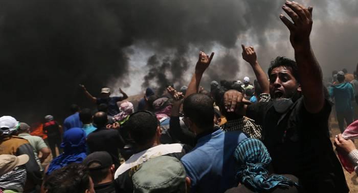 Proteste im Gaza-Streifen: Palästinenser melden mehr als 1200 Tote und Verletzte