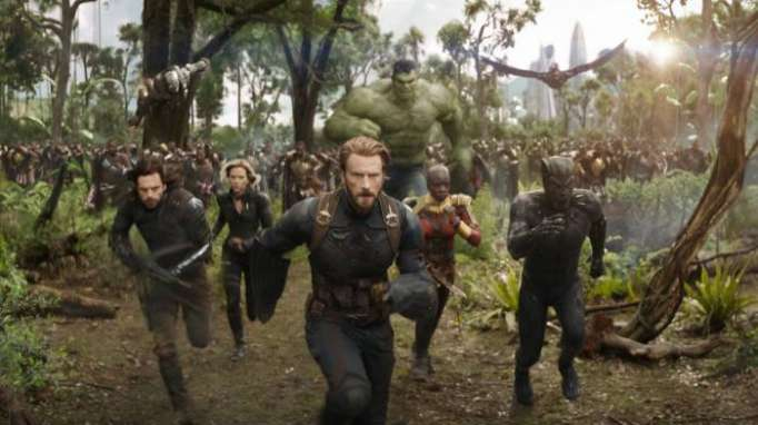 Avengers: Infinity War hits China, becomes fifth biggest film ever