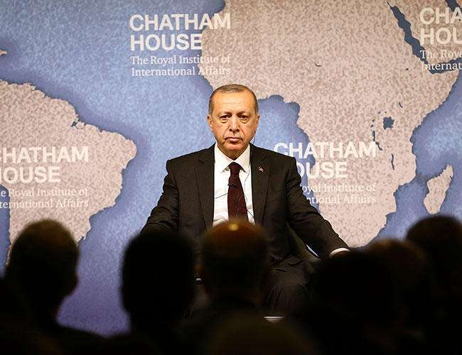 US has lost its status as mediator in Middle East peace process - Erdogan