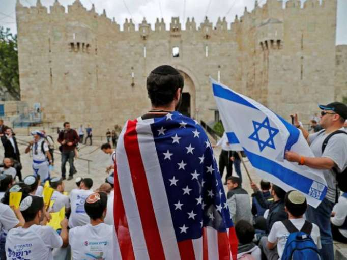US embassy opens in Jerusalem amid massive protests by Palestinians in Gaza