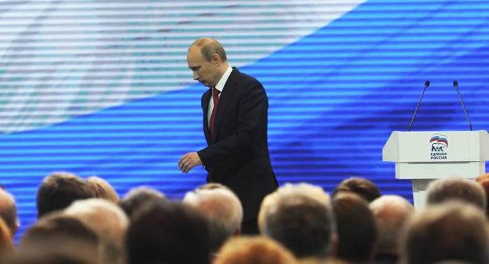 Warum will der Westen Putin loswerden? Politologe erklärt