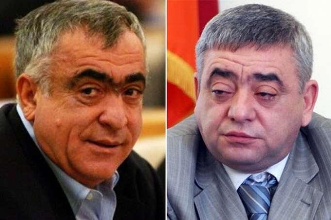 EEUU abre causa penal contra los hermanos de Serzh Sargsyán
