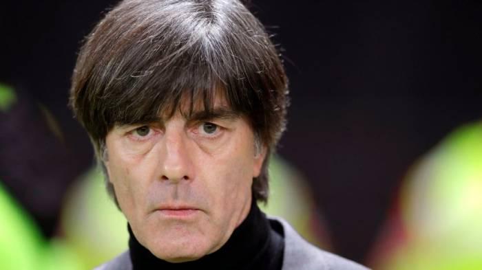 DFB verlängert mit Trainer Löw bis 2022