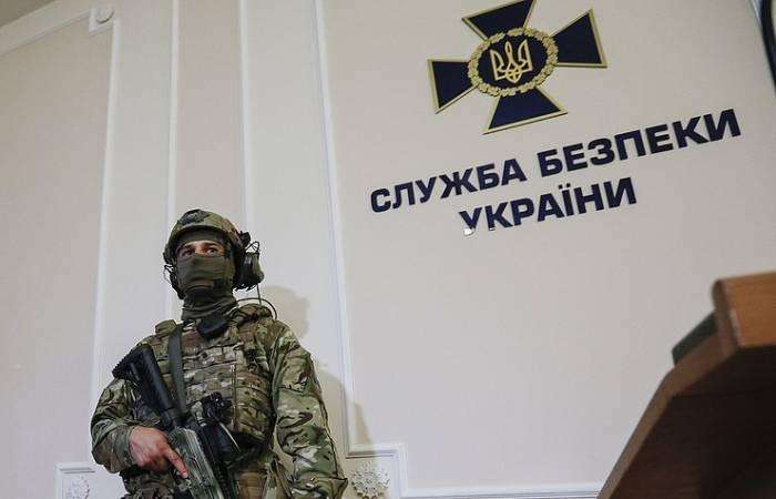 Ukraine's SBU searches RIA Novosti's Kiev office, journalist detained