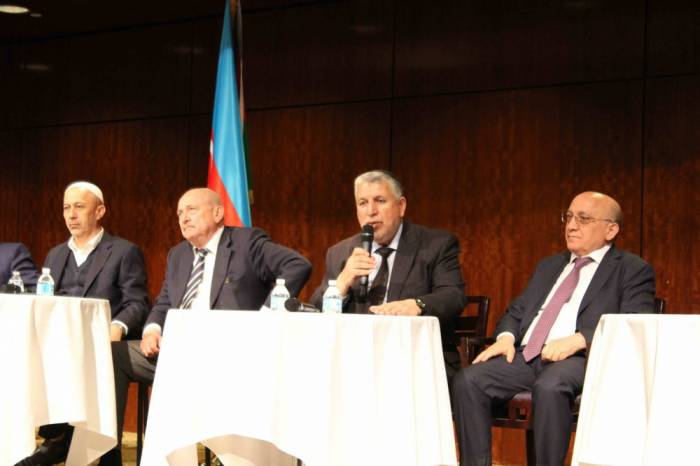 Los Angeles hosts event dedicated to Azerbaijan's multi-faith harmony
