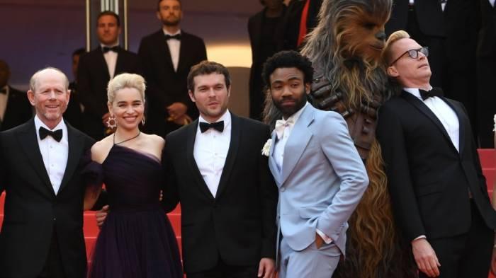 """Fans feiern den neuen """"Star Wars""""-Film"""